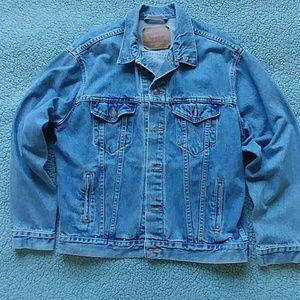 Oversized Levis vintage Levis jacket
